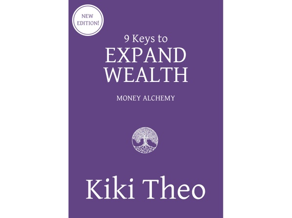 9 Keys to Expand Wealth  e-Book (ISBN: 978-0-9946592-3-1)