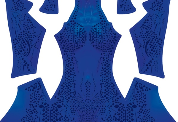 Mystique V1 pattern
