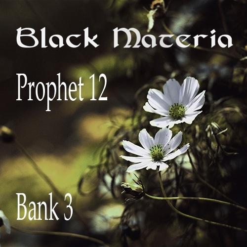 Prophet 12 -Black Materia- Vol3