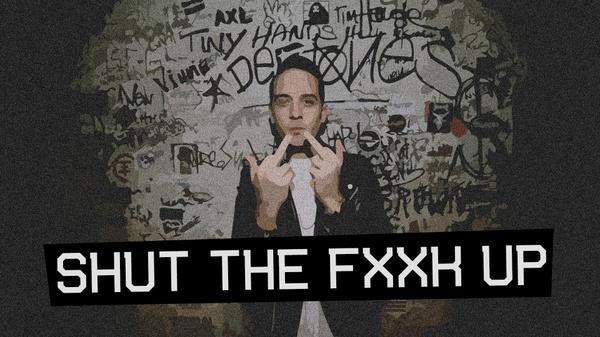 """SHUT THE FXXK UP"" INSTRUMENTAL"