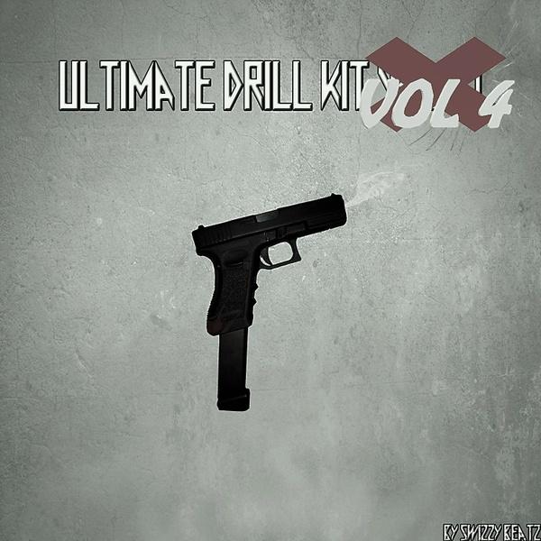 Ultimate Drill Kit v4  [FLP, MIDI, CHOPPED SAMPLES, WAVS]