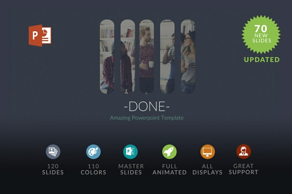 Done | Powerpoint template