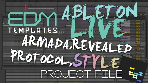 Ableton Live Progressive House Template 25.11