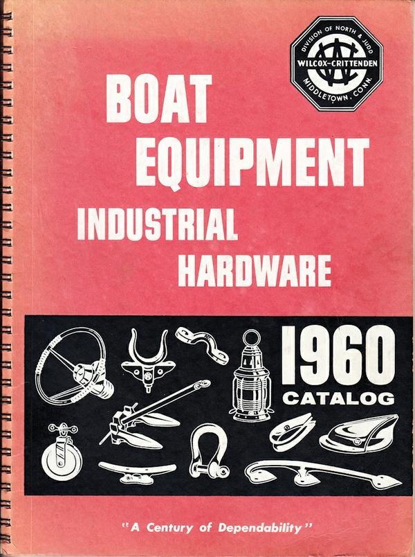 1960 Wilcox Crittenden Hardware Catalog