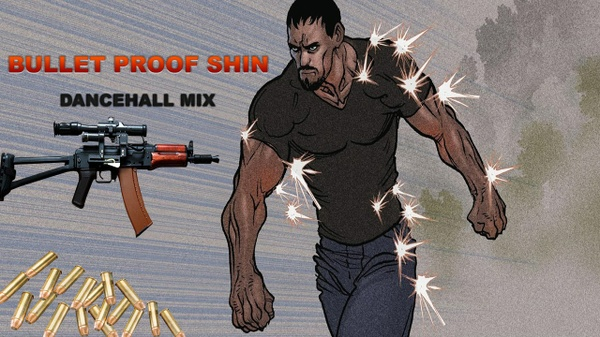 BULLET PROOF SKIN DANCEHALL MIX, BOUNTY KILLER,BEENIE MAN,VYBZ KARTEL,MAVADO+MORE