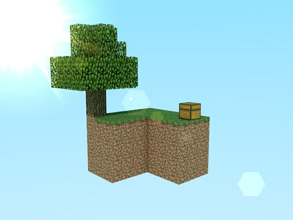 Skyblock Island 1.0