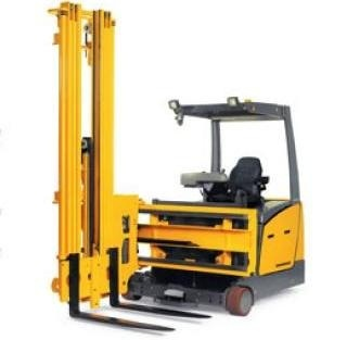 Jungheinrich Electrical Three-sided Forklift Truck EFX AC 100, EFX AC 125 Workshop Service Manual