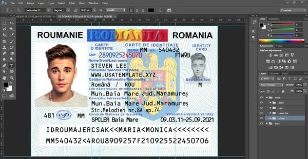 NEW RO ID