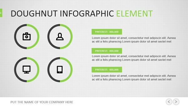 Grid PowerPoint Presentation Template