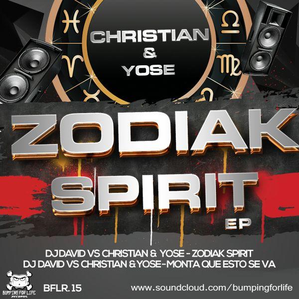 Dj David VS Christian & Yose - Monta Que Esto Se Va!