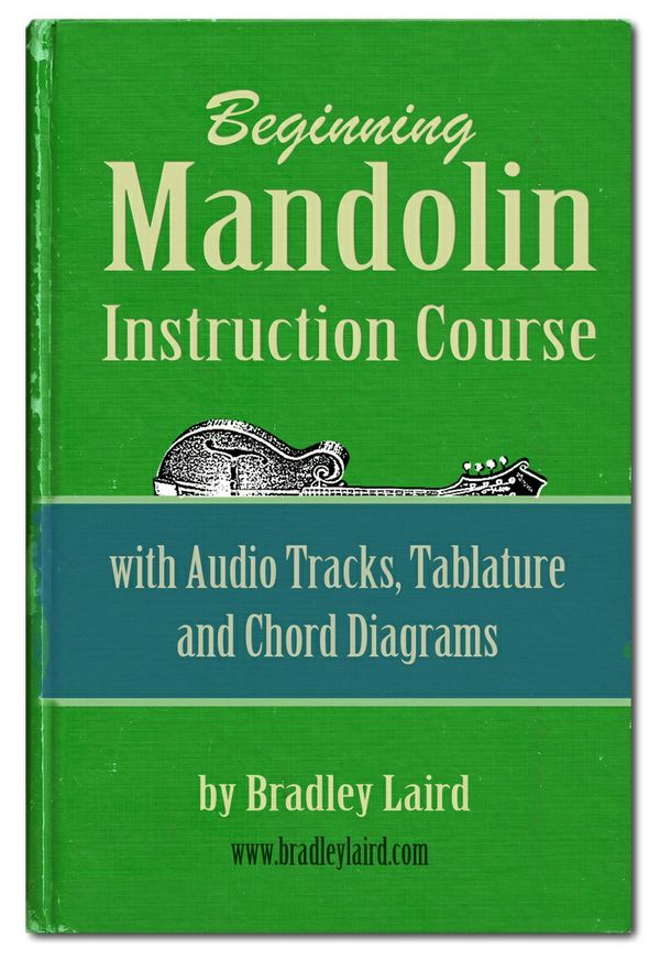 Beginning Mandolin Instruction Course