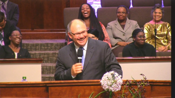 """Rev. Rick Bowen 19-16-16pm """" The Purpose of the Battle You're Going Through"""" MP4"""