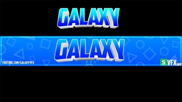 2D YouTube Banner