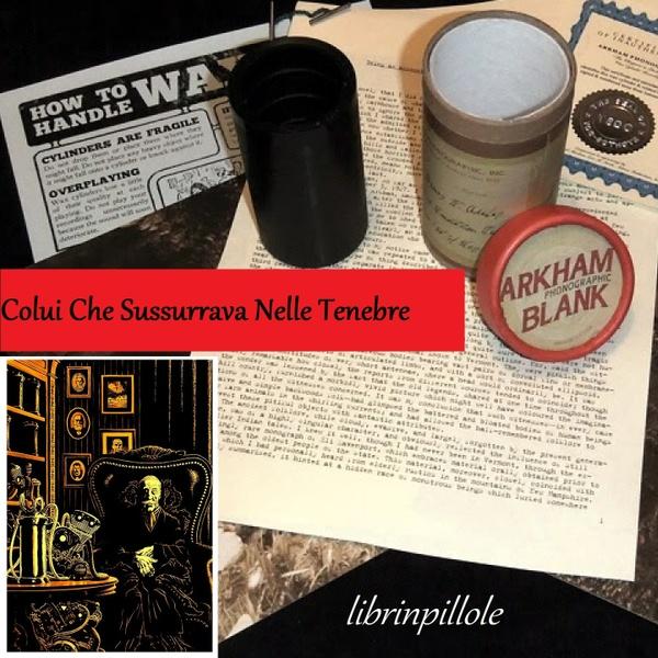 H.P. Lovecraft: Colui Che Sussurrava Nelle Tenebre