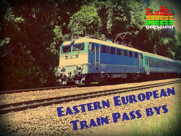 Eastern European Train Pass bys