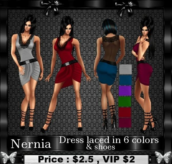 Nernia Bundle