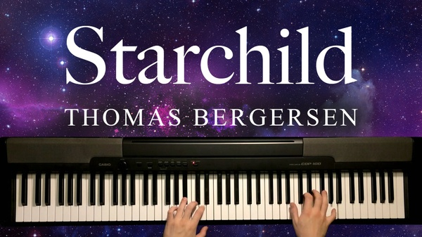 Starchild Piano Sheet Music (Two Steps From Hell)