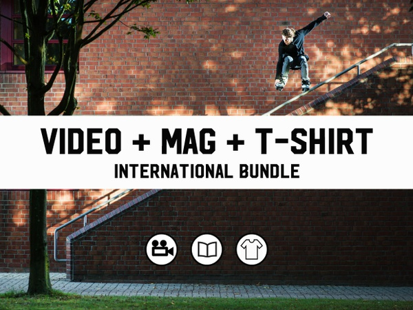 VOD + MAG + SHIRT Bundle (INTL)