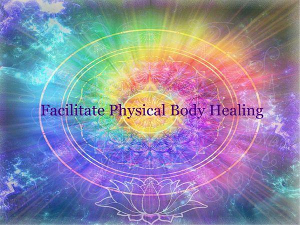 Advanced Body Healing MP3