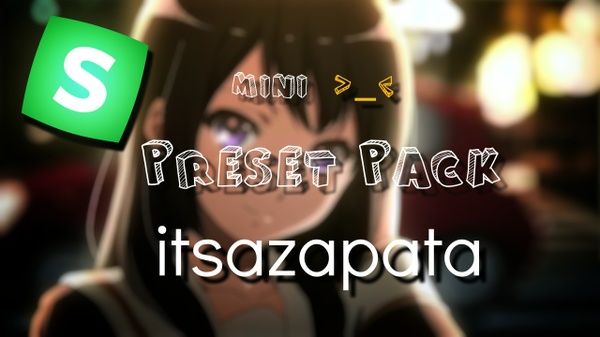 Itsazapata - Mini Preset Pack