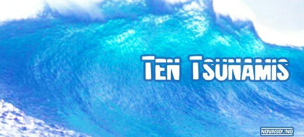 Ten Tsunamis - Epic Water FX - App Assets - Nova Sound