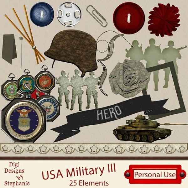 USA Military III
