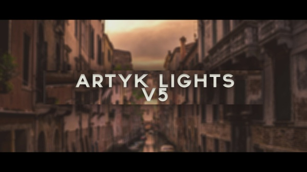 Artyk Lightroom v5 (Best Work)