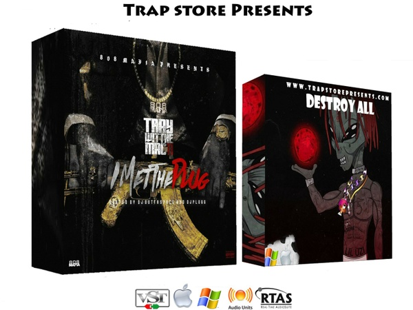 Trap Store Presents - I Met The Plugg & Destroy All Percs