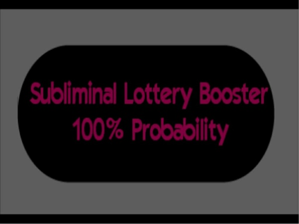 Lottery Booster MP3
