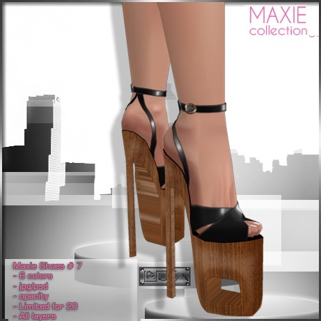 2014 Maxie Shoes # 7