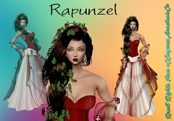 Rapunzel Resell Rights 0/3 People Limited