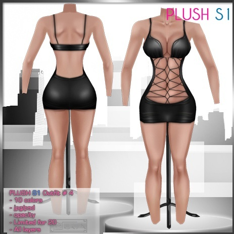 2014 Plush S1 Outfit # 4