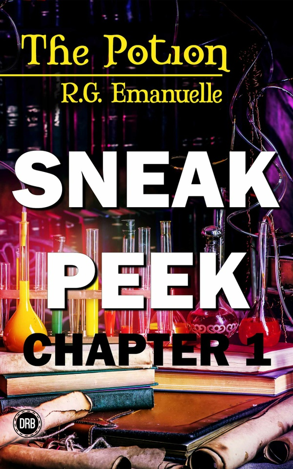 The Potion by R.G. Emanuelle - Chapter 1 Sneak Peek (mobi)