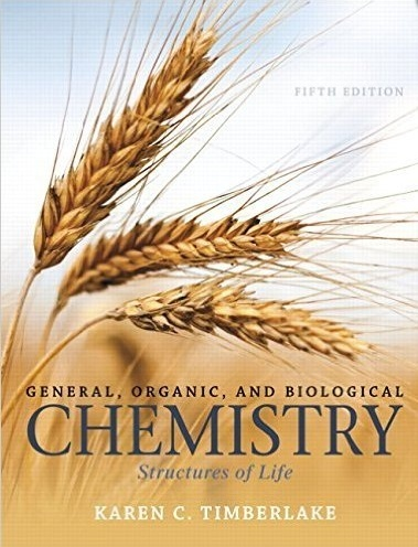 General,Organic and Biological Chemistry 5th Edition ( PDF , Instant download )