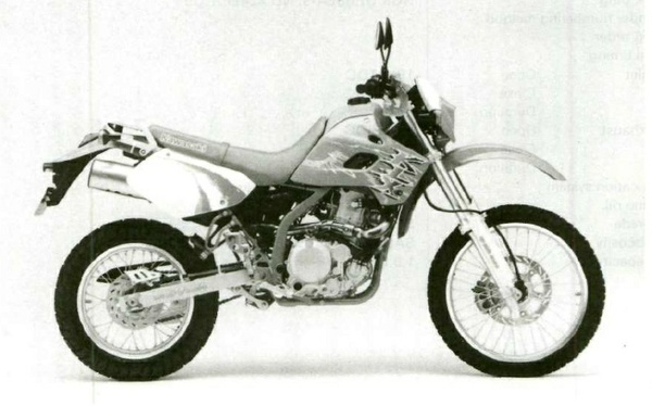 1993 Kawasaki KLX650 KLX650R Service Repair Manual Download