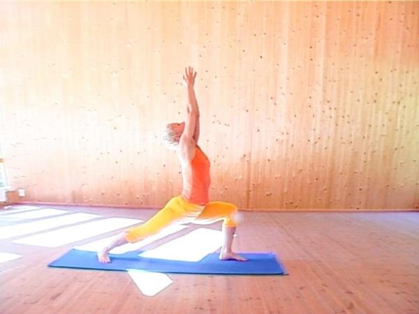 Anne Nuotio - Ashtanga Yoga Intermediate Series