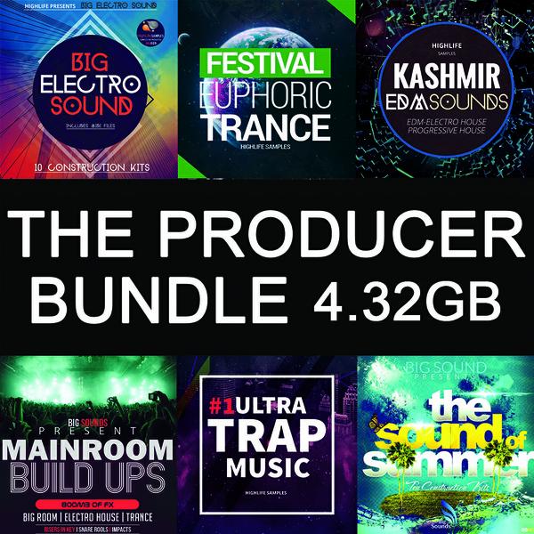 HighLife Samples The Producer Bundle