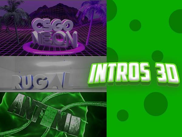 INTRO TEXT 1080p/60FPS (CLOSED)