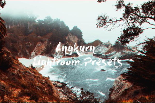 7 Soft teal and orange 3 turkish grey ! Angkurn presets lightroom pack!