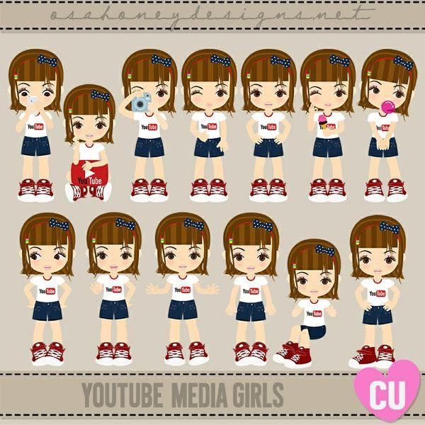 Oh_Media_Girls_YouTube