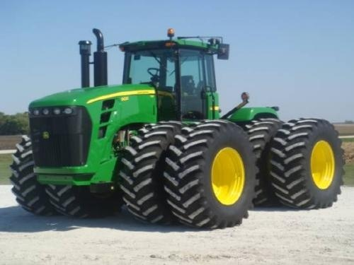 John Deere 9230, 9330, 9430, 9530, and 9630 4WD Articulated Tractors Repair Service Manual (TM2267)