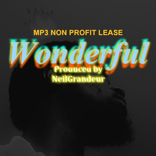 Wonderful [Produced by NeilGrandeur] Mp3 Non Profit Lease