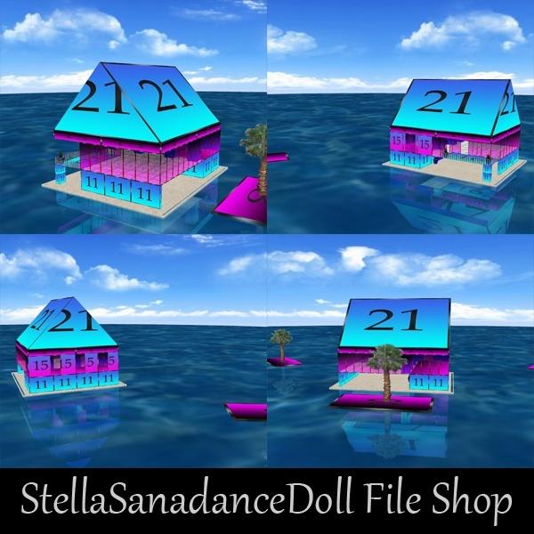 S91 Sea Villa Roommesh WITH RESELLRIGHTS