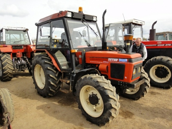 ZETOR 3320 - 6340 TURBO HORAL TRACTOR WORKSHOP SERVICE REPAIR MANUAL PDF