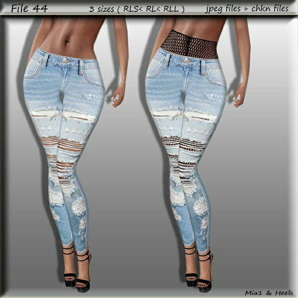 File 44 ( Jeans 2 styles )