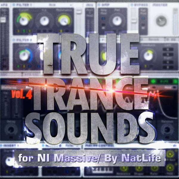 True Trance Sounds vol. 4 for NI Massive
