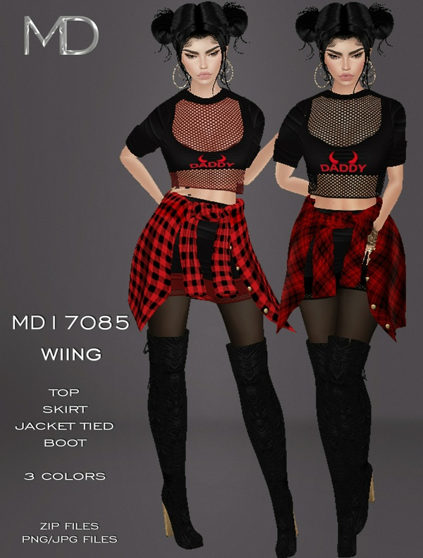 MD17085 - Wiing