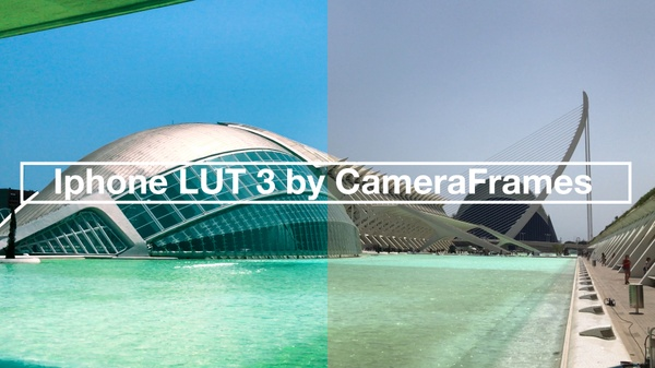 iPhone LUT 3 by CameraFrames