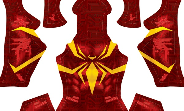 Iron Spider MARK I pattern