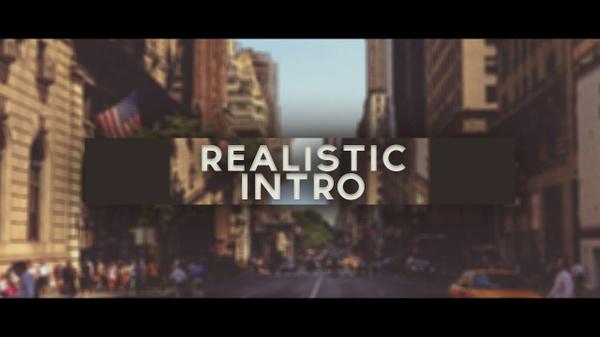 Dual realistic intro (ImRichF3nz & Artyk)